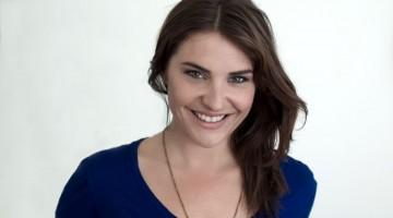 Morgana O'Reilly as Naomi Cannings innAustralian soap opera Neighbours.