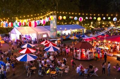 Sydney-Festival-Village