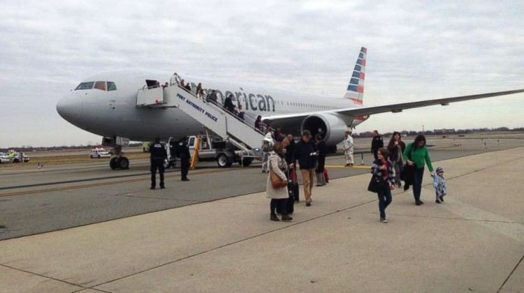 flight threat in america