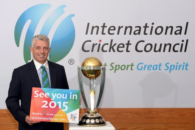 Mr Richardson has also strongly reinforced the ICC's expectations on player behaviour and maintaining the game's integrity at all times, on and off the field of play.