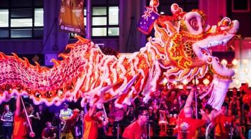 Chinese New Year Twilight Parade