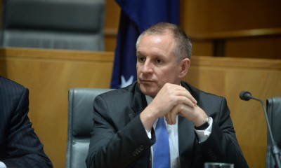 South Australia's premier, Jay Weatherill, has revived debate about whether the state should build a nuclear power plant. Photograph: Alan Porritt/AAP