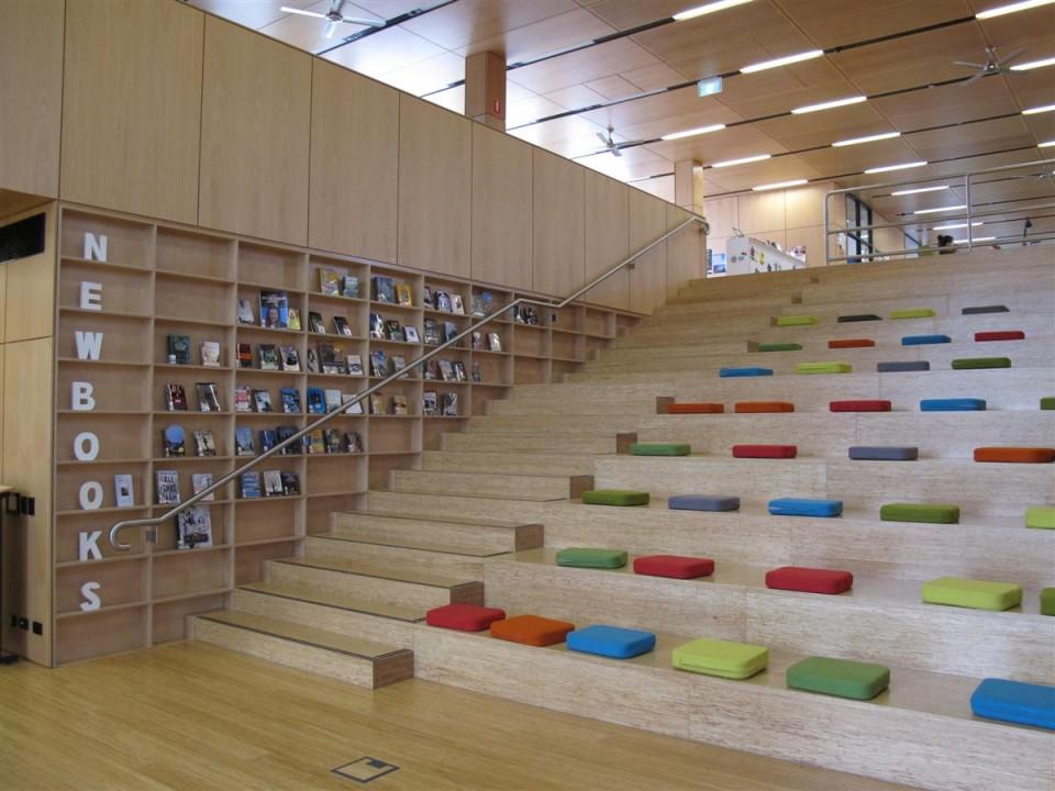 A look into Innovative educational facilities at new Parramatta schools.