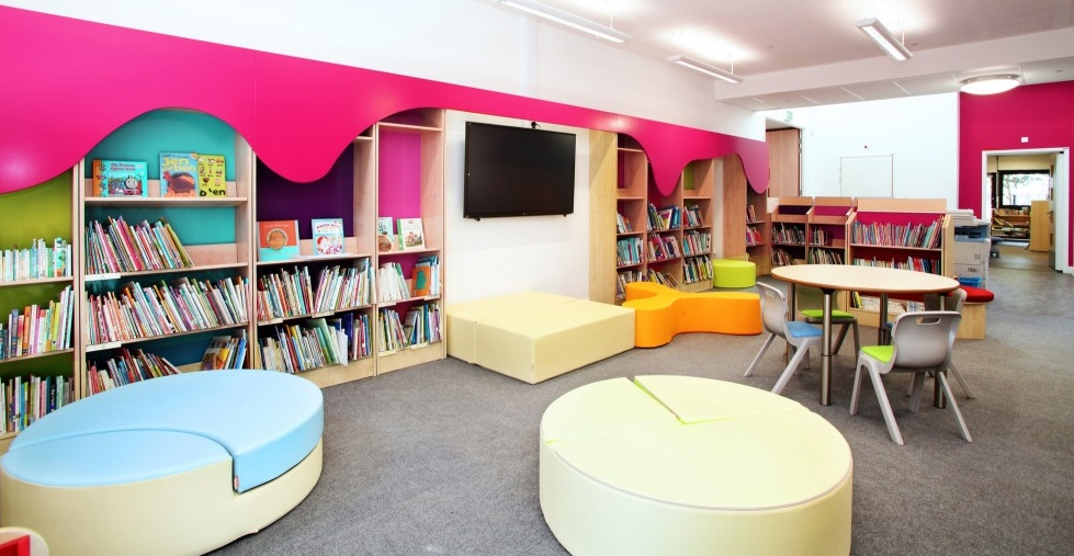 Modern Primary School Classroom ~ Rebuilding nsw australian govt to build schools of the