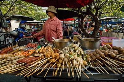 Thai-Food-Market