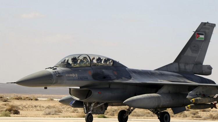 jordan fighter jet