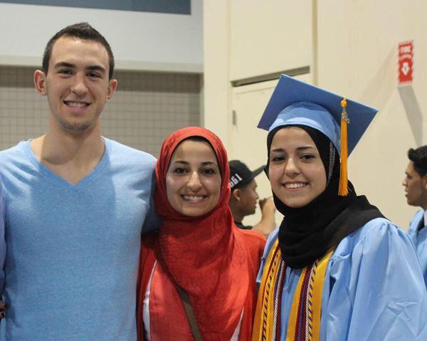 muslim family chapel shooting