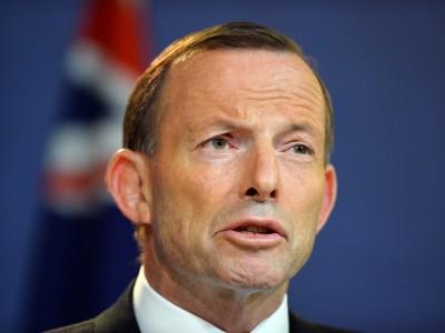 Australian Prime Minister Tony Abbott - AP File