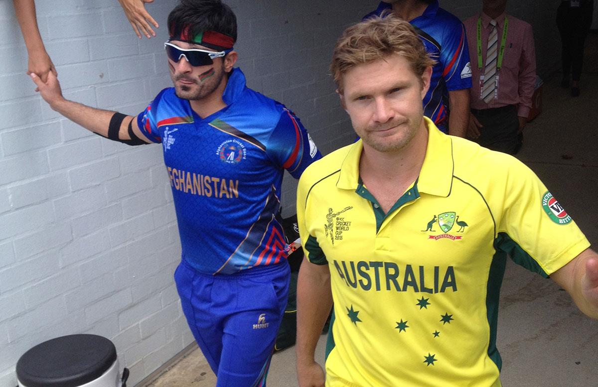 Australia vs Afghanistam