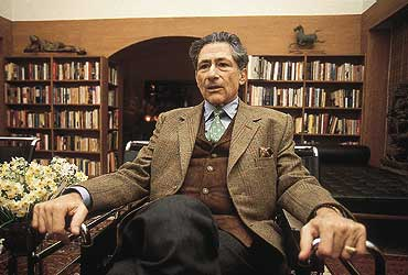 Edward Said (1935-2003),  a distinguished Palestinian American professor