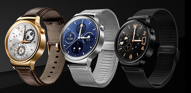 Huawei brings analog style to its first digital smartwatch