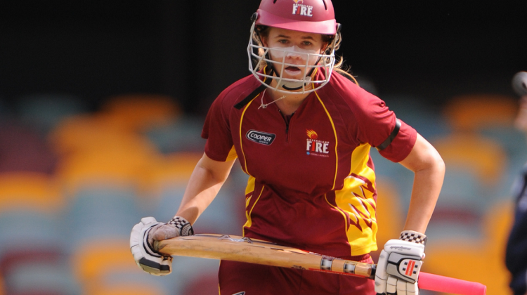 Jess Jonassen has claimed her first player of the year award for her year in the WNCL. Photo: Getty Images