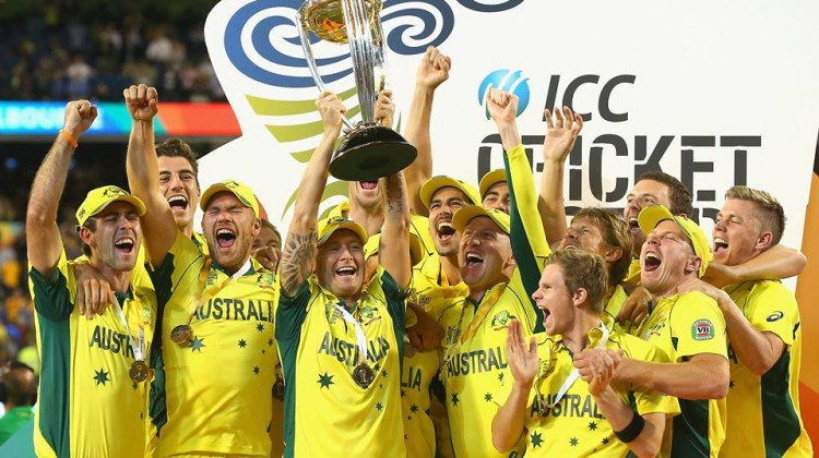 Winning feeling: Australia dominate New Zealand at MCG