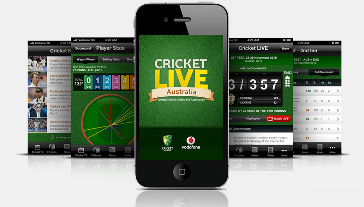 Cricket apps