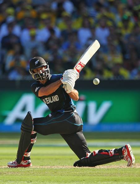 Elliott scored 83 runs from 82 balls at World Cup Final in Melbourne.
