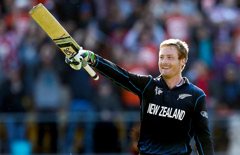 Martin Guptill made the highest score in Cricket World Cup history as he ripped apart the West Indies attack in Saturday's quarter-final.