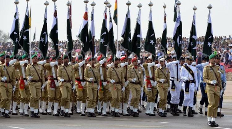pakistan military parade