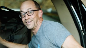 Dick Costolo, CEO of Twitter, in July 2013. He tweets three times a day on average. Photo: Kevork Djansezian/Getty Images