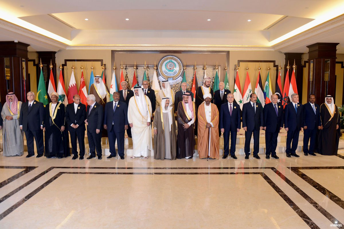 Arab-leaders-group-photo-Arab-League-summit-2015