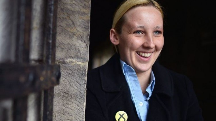 Mhairi Black has become the youngest Member of Parliament in the United Kingdom since 1667