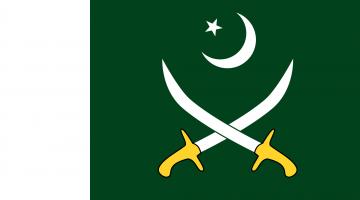 Pakistan Army Flag