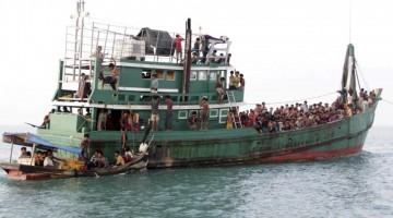 The Burma government has refused to grant citizenship to the Rohingya minority, saying they are recent illegal migrants from Bangladesh.