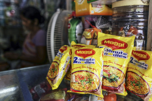 "India's Food Safety and Standards Authority said that the soups were ""unsafe and hazardous for human consumption"" because testing found that the lead content in some Maggi soups samples."