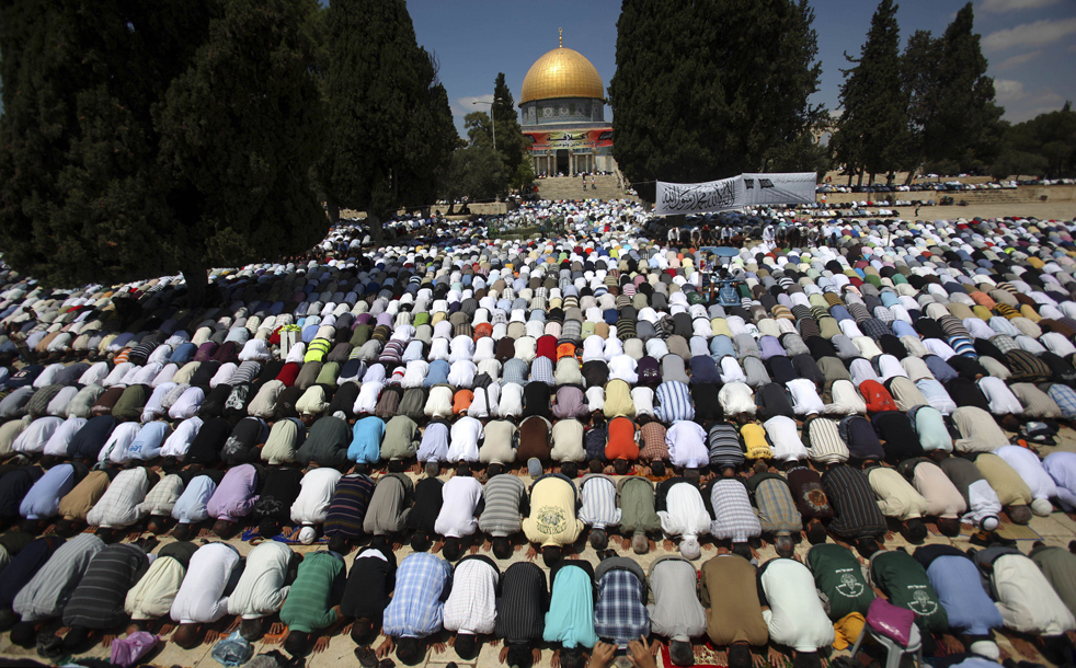 Muslims worldwide mark beginning of holy month of Ramadan