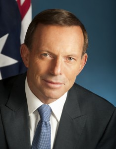 The Hon Tony Abbott MP Official Photo