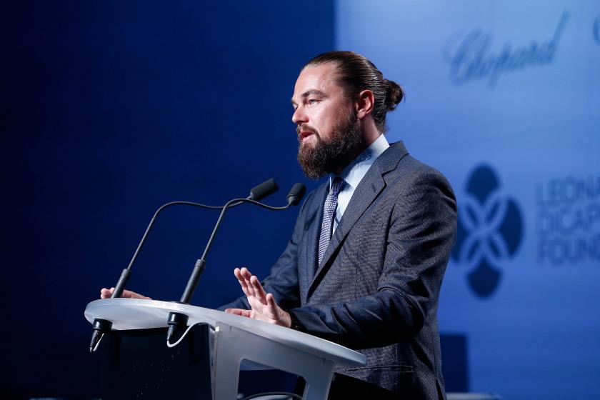 The Leonardo DiCaprio Foundation 2nd Annual Saint-Tropez Gala