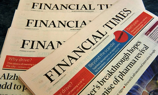 Nikkei goes global with Financial Times takeover