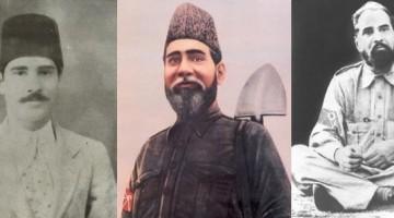 Allama Mashraqi - 3 copies