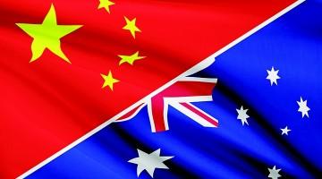 Australia-China trade