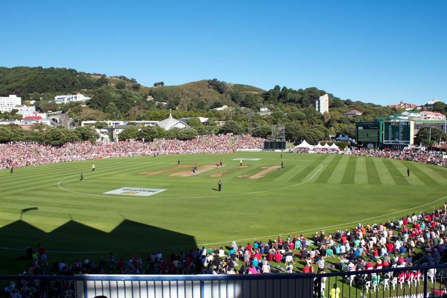Australia sporting fields