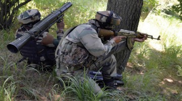 Indian army firing at Pakistan borders