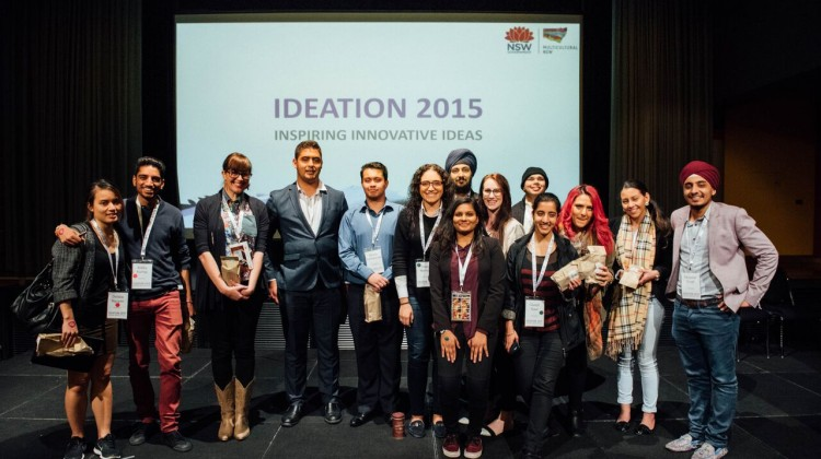Facilitators at Ideation 2015