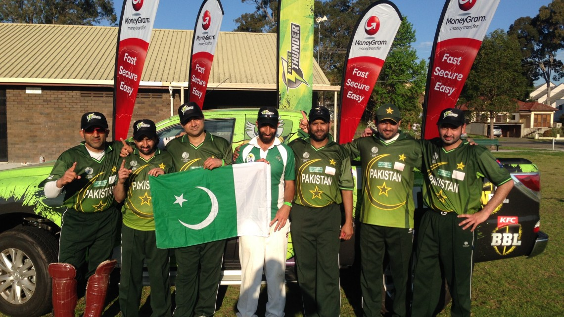 Sydney Thunder Pakistani Team