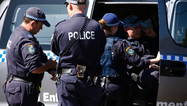 Australian-police