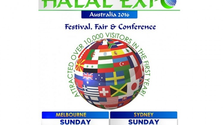 Halal Expo Australia 2016