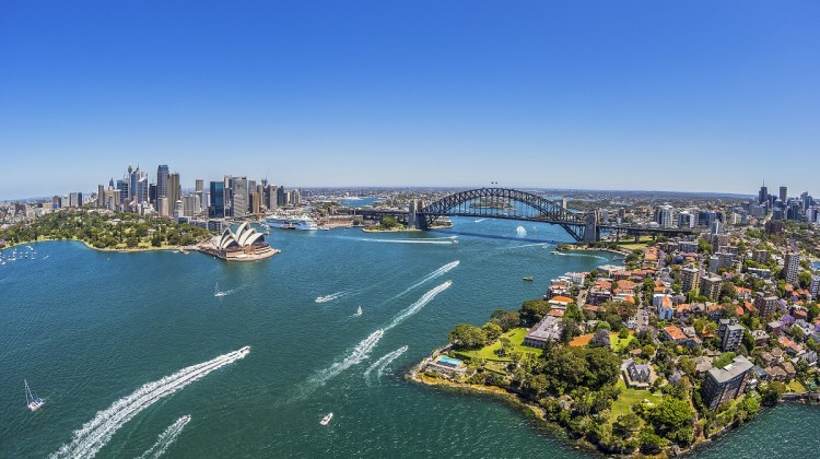 Sydney voted as one of the top cities in the world