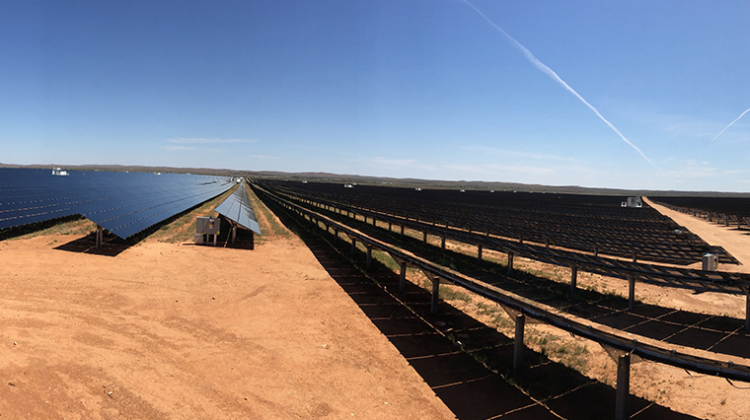 Australia's second-largest utility-scale solar plant, the 53MW Broken Hill solar farm in New South Wales, is on track to be fully operational by the end of 2015