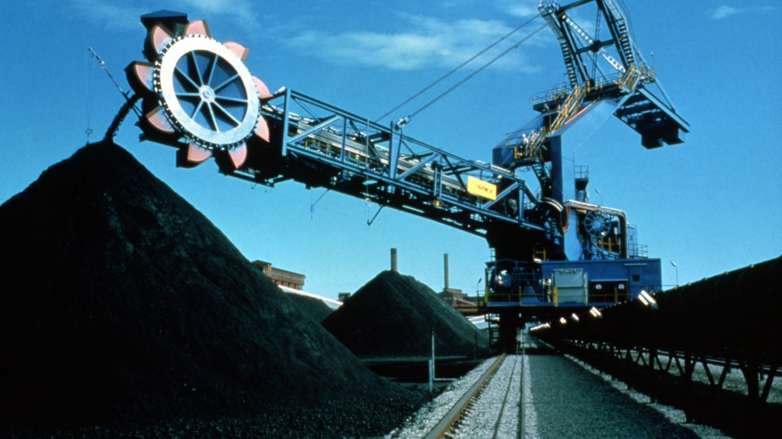Australia is one of the world's biggest coal producers