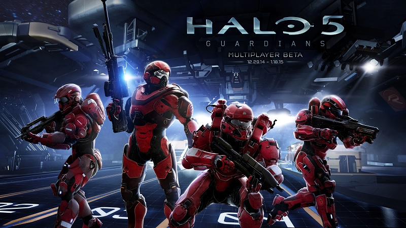 Halo 5 Is the Best Battlefield Game of 2015