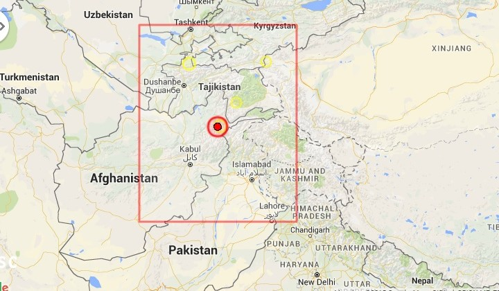 A powerful earthquake of 7.5 magnitude has shaken Himalayan region on 26 October 2015. The epicenter of the quake was reported to be in northeastern Afghanistan.