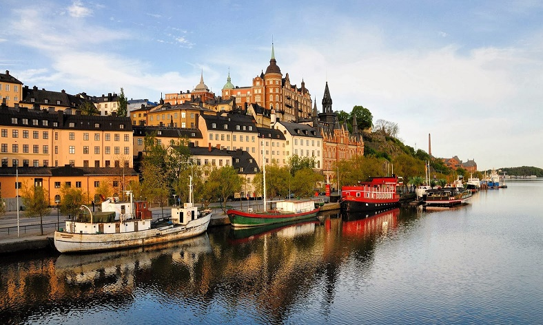 Sweden aims to become the first fossil fuel-free country in the world