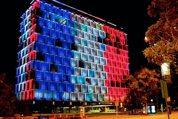 Council House in Perth, Western Australia