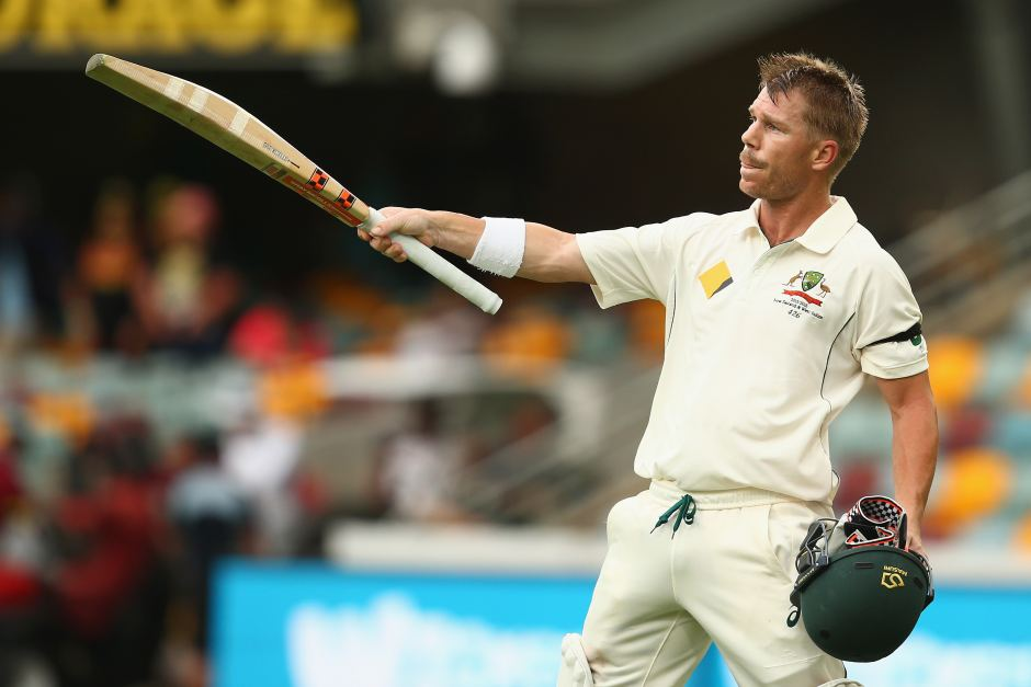 Warner's double-century powers Australia, crushes NZ spirits