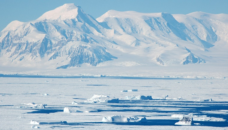 Antarctica is gaining Ice but that doesn't mean Global Warming is over