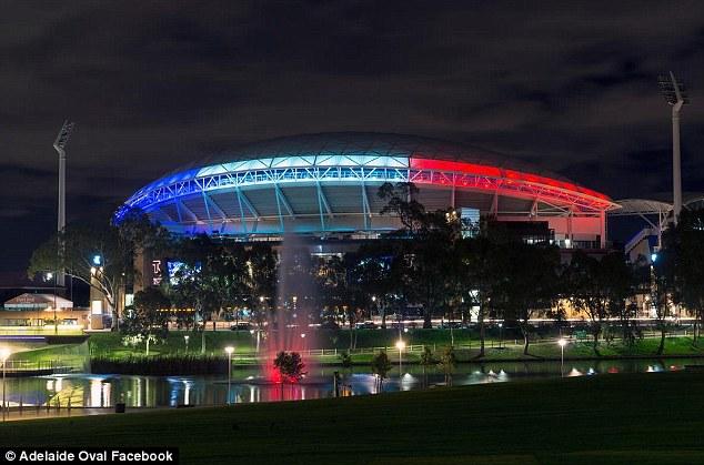 Adelaide Oval, Australia