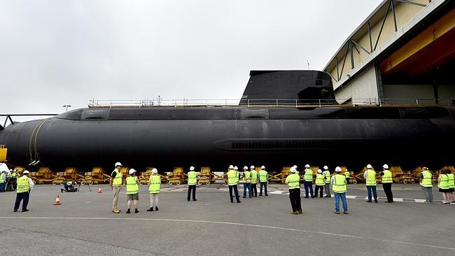 aus-submarine